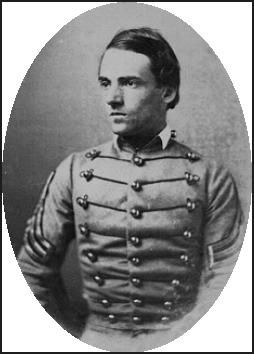 Joseph Wheeler (1836–1906) was an American military commander & politician. Wheeler entered West Point in July 1854, graduating in 1859. He has the rare distinction of serving as a general during war time for two opposing forces: first as a noted cavalry general in the Confederate States Army in the 1860s during the American Civil War, & later as a general in the US Army during both the Spanish-American War & Philippine-American War near the turn of the 20th century