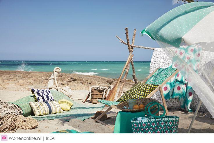 Een picknick in het bos of genieten van de zon op het terras: waarvan krijg jij het ultieme zomergevoel? De nieuwe zomercollecties van IKEA geven bohemian vibes aan het buitenleven in de zon.