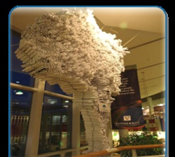paper tree for paper awarness