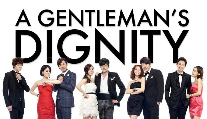 "A Gentleman's Dignity - OMG! This Drama is seriously killing me! I love it so much! The relationships and the characters are all so amazing! I am just in love with all the couples and with Colin! Who could resist Jang Dong Gun, Kim Min Jong, Kim Woo Bin and my beloved Bias - Lee Jonghyun? (Oppas and Dongsaengs - Juwa gyulhon haejooseyo? ""Will you marry me?"" - LOL!)"