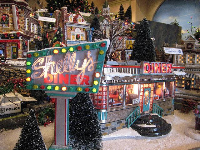 220 best Department 56 Display Ideas images on Pinterest ...