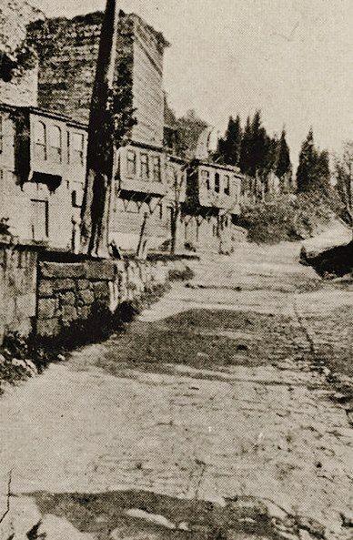 Eğrikapı / 1913