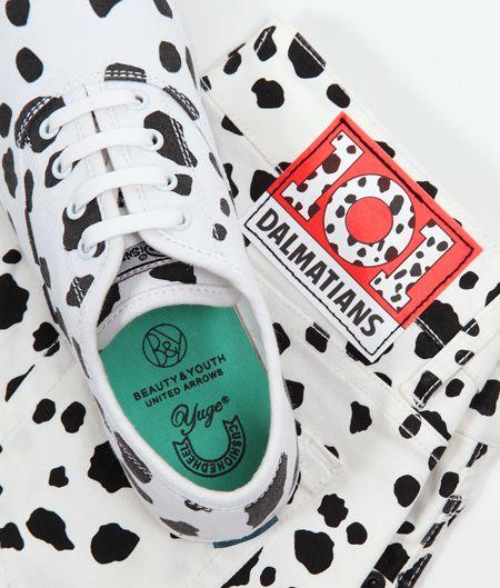 Dalmatians 101's Sneaker