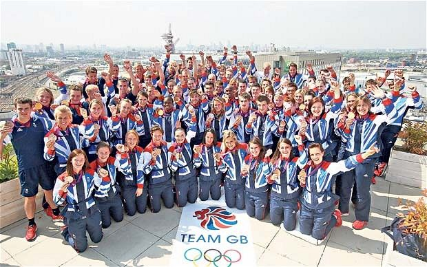 London 2012 Olympics: Third of Team GB medal won by immigrants