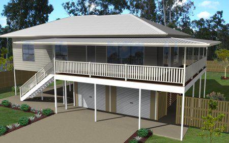 ranch 2 Storey House Floor Plans