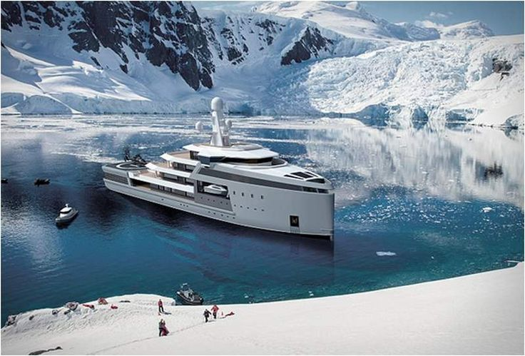 SeaXplorer Expedition Yacht  , - ,   The new 328ft Se...