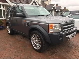 Land Rover DISCOVERY 3 2.7 TD V6 XS SUV 5dr Diesel Automatic (270 g/km, 190 bhp)