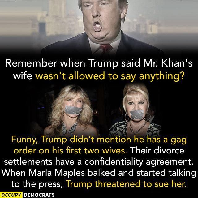 trumps divorce marvin remembers
