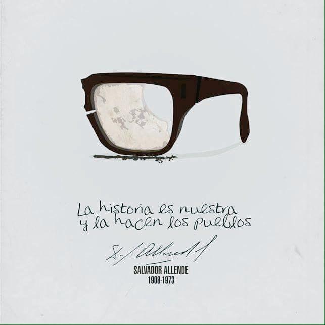 Allende VIVE 43 años después!!!! 9/11/1973-9/11/2016