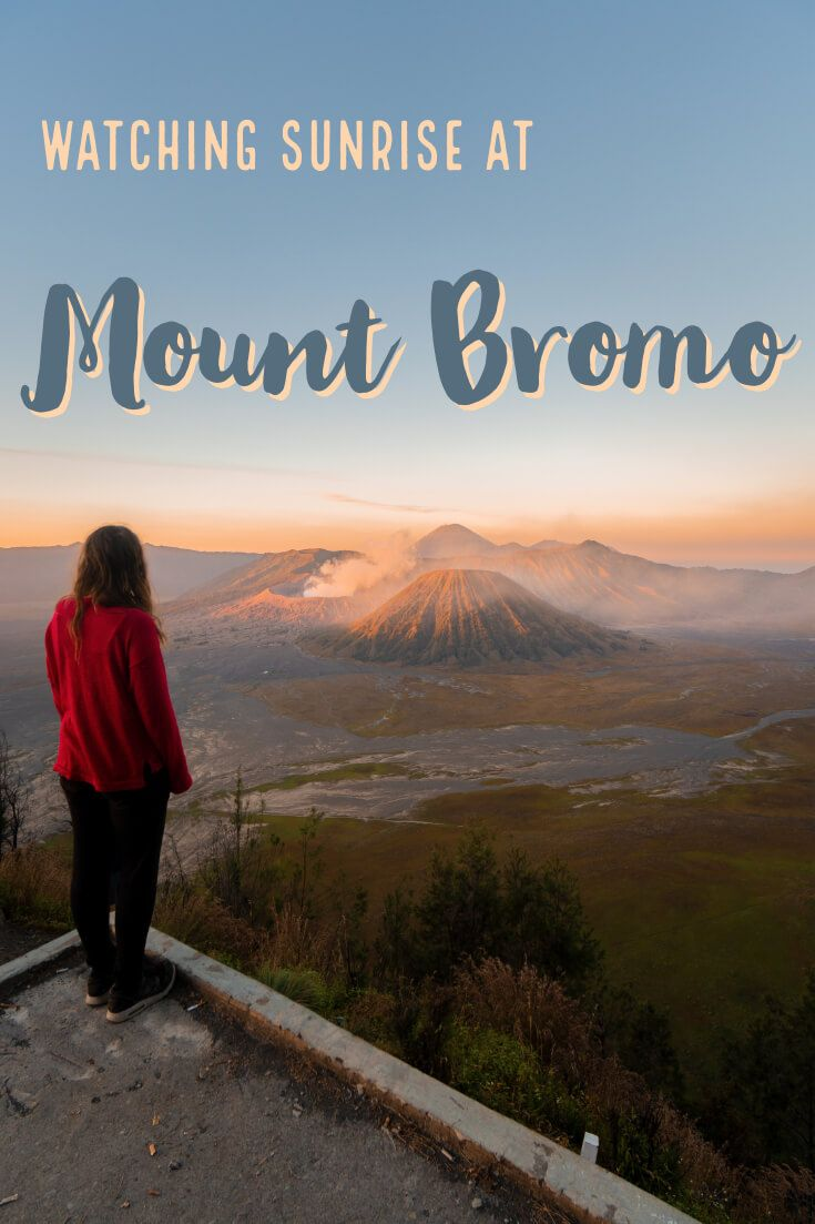 The Top Guide to Visiting Mount Bromo at Sunrise