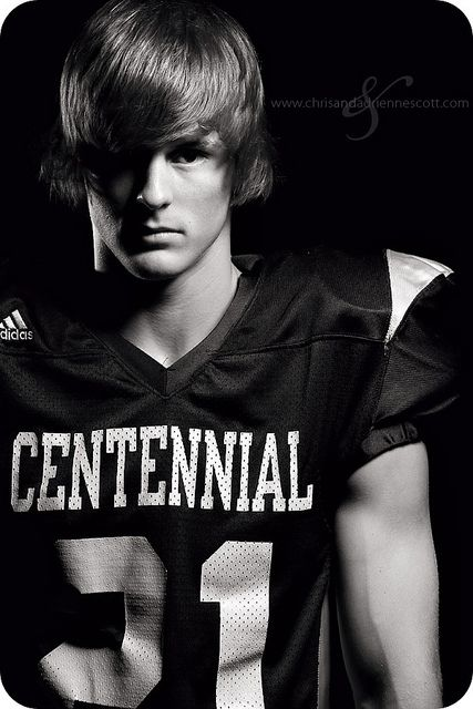 Centennial High School Football 2010 // seniors.chrisandadriennescott.com