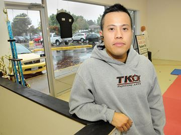 Kickboxer makes impact in Barrie's Letitia Heights - Muay thai, kickboxing instructor Bao Luu with Legacy Fight Club, said he opened a club in Letitia Heights in the hope of inspiring local teens to become athletes.