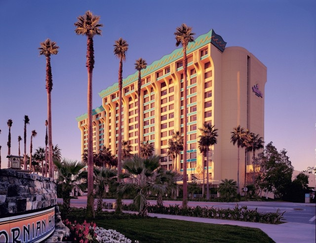 Paradise Pier Hotel, Disneyland, Anaheim, California