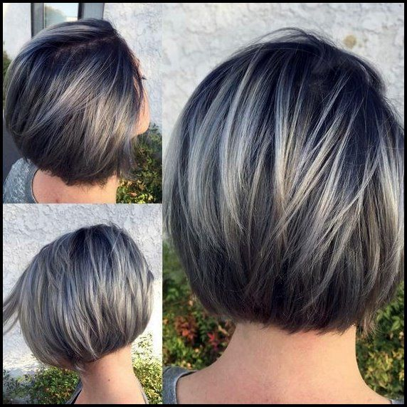 10 Winning Looks Mit Geschichteten Bob Frisuren Frauen Kurze Haare Schneidet 2019 Frisuren Bob Fr Hair Styles Choppy Hair Trendy Short Hair Styles