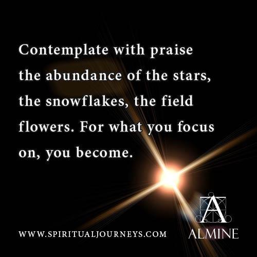 Abundance of the stars...