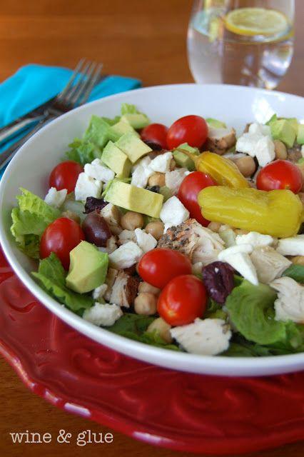193 best images about live mediterranean on pinterest mediterranean chicken greek salad and - Healthy greek recipes for dinner mediterranean savour ...