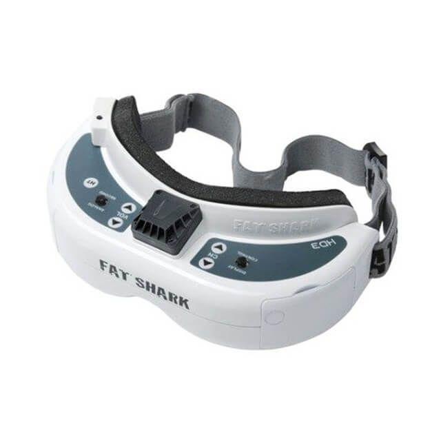 FPV Drone Racing Goggles Fat Shark Dominator HD3 HD V3