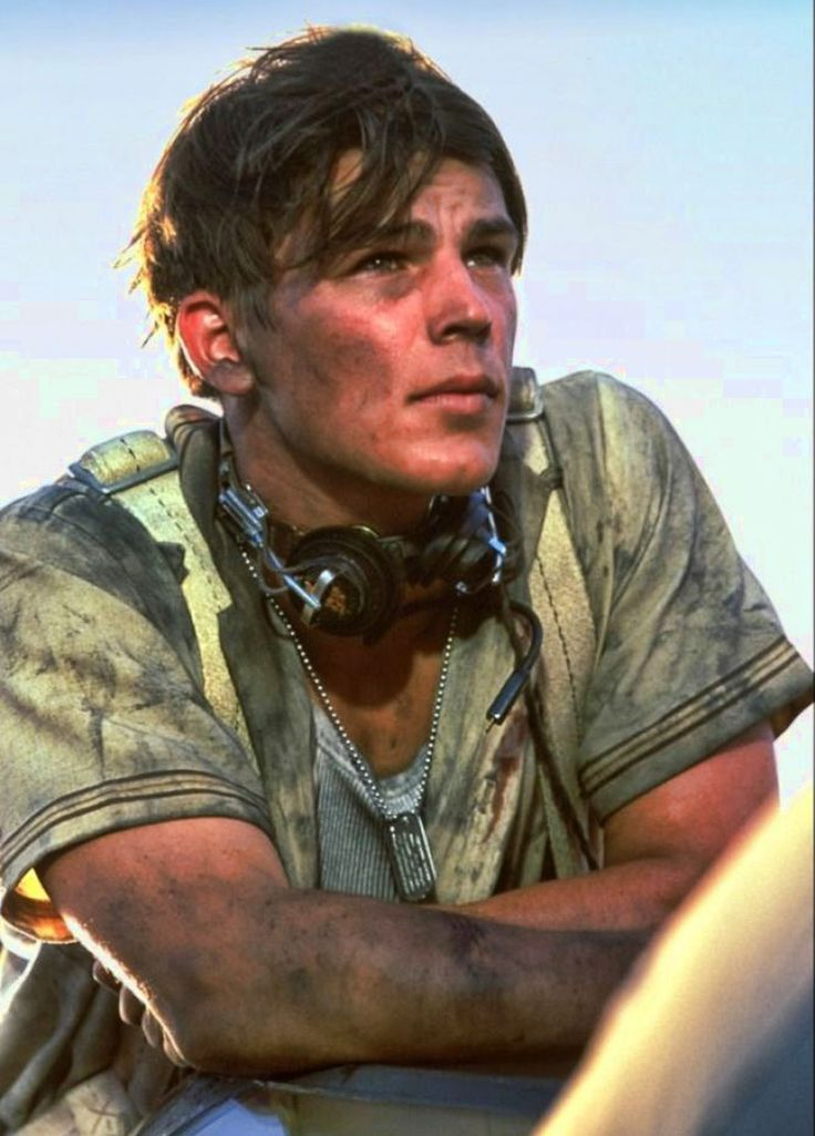 "Josh Hartnett en ""Pearl Harbor"", 2001"