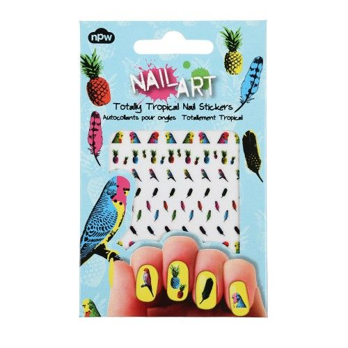 NATURAL PRODUCT Autocollants pour ongles