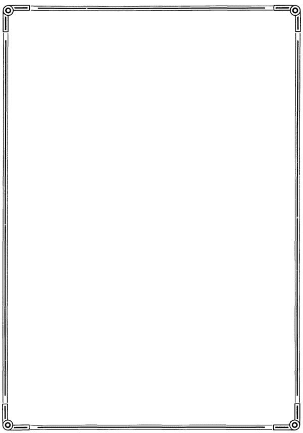 simple art deco frame | Graphics: Illustrations ...