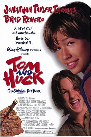 Tom and Huck | 18 Kids Movies From The '90s You've Probably Forgotten About