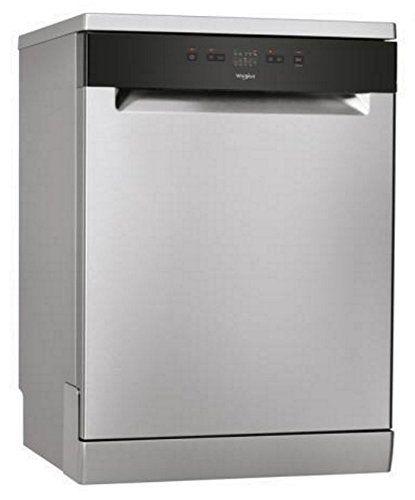 WHIRLPOOL – Lave-vaisselle 60cm 13c 46db a+ pose libre inox – WRFE2B16X: Lave-vaisselle pose libre. Classe d'efficacité énergétique A+.…