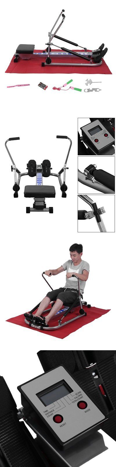 Rowing Machines 28060: Stamina Rowing Machine Cardio Exercise Fitness Workout Rower With Monitor New Al -> BUY IT NOW ONLY: $99.29 on eBay!