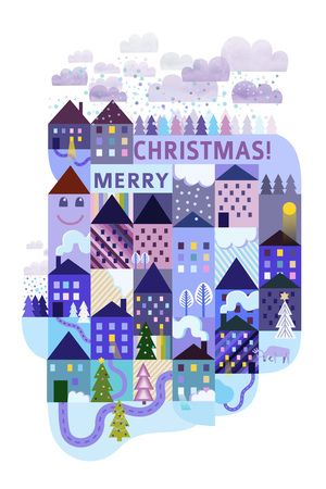 Christmas illustration 2014