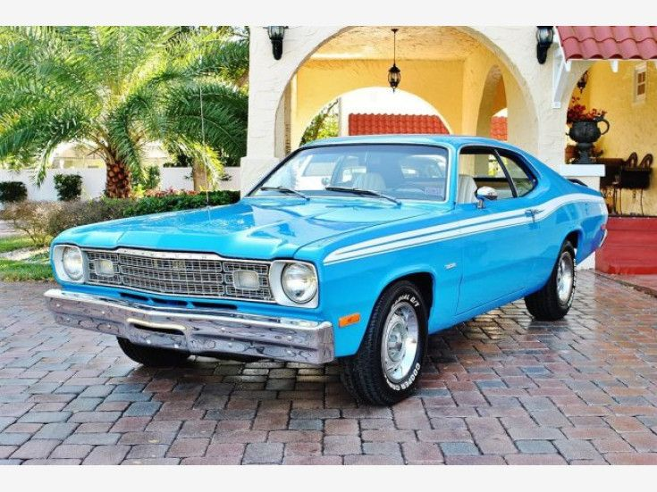 1973 Plymouth Duster For Sale Near Lakeland Florida 33801 Classics On Autotrader Plymouth Duster Plymouth Plymouth Muscle Cars