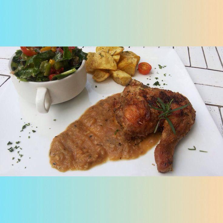 Barcelona Roast Chicken @ Six Senses Spanish Resto