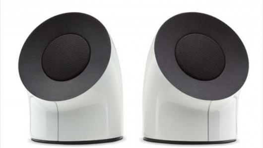 LaCie FireWire speaker system