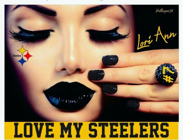 steelergalfan4life  - LOVE MY STEELERS!
