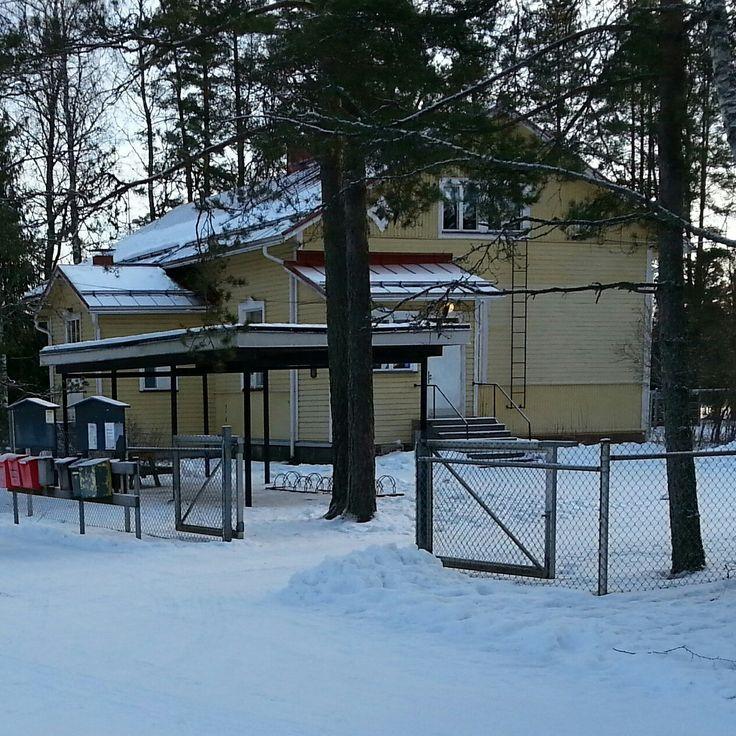 22.1.2017 . Nummenpään koulu  . NURMIJÄRVI  . FINLAND  .