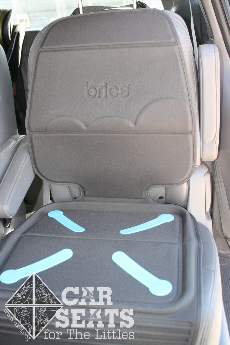 Seat mats, seat protectors, and seat covers  - oh my! What is allowed and what is not? CSFTL can help you figure that out!