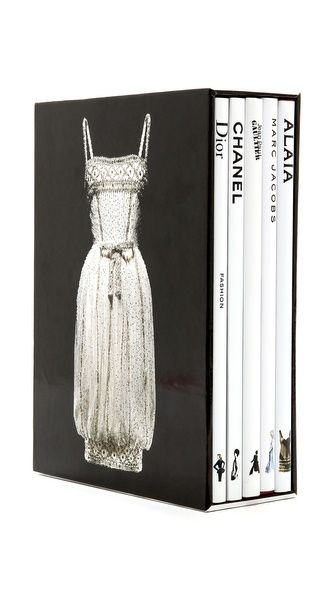 Fashion Memoires Book Set