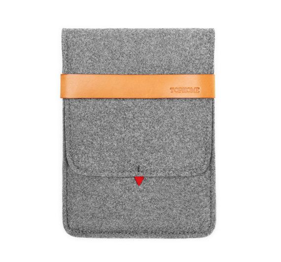 iPad Mini Case iPad Sleeve Wool Felt Tablet Case for by TopHome