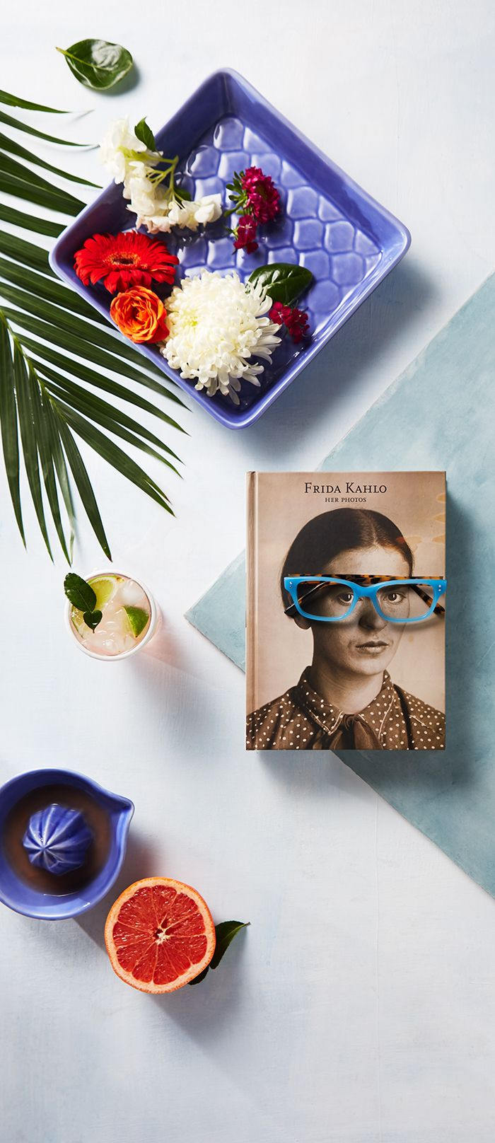 When it comes to the inspiring minds we want to know, our favorite fascinating figure of all time, our ultimate if-you-could-spend-an-evening-with-anyone attendee, has got to be Frida Kahlo. Her un…