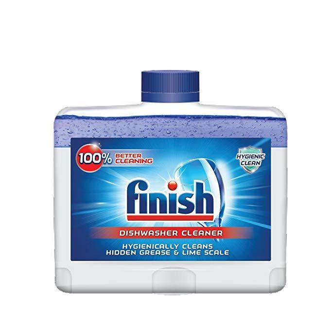 Amazon Com Finish Dual Action Dishwasher Cleaner Fight Grease