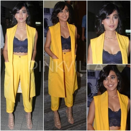 Yay or Nay : Sayani Gupta in Aniket Satam