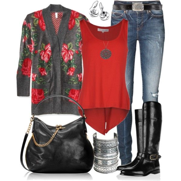 """Cardigan"" by angela-windsor on Polyvore"