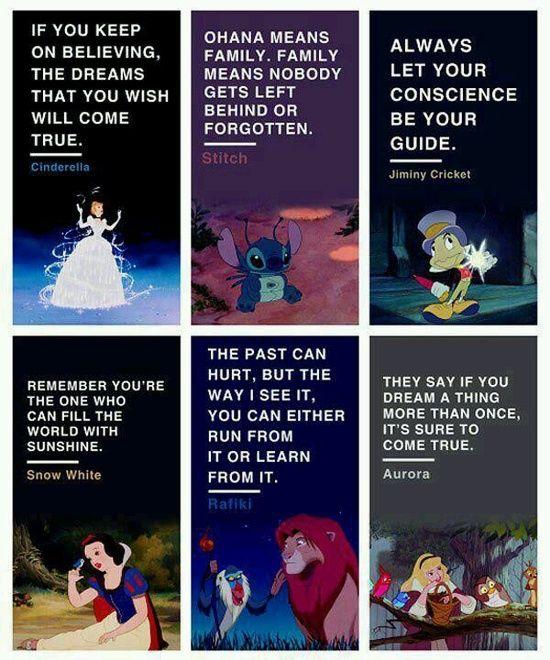 inspirational film quotes inspirational disney quotes