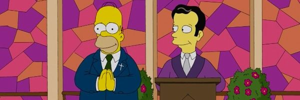 "Top Ten Funniest Simpsons ""Spiritual"" Episodes"