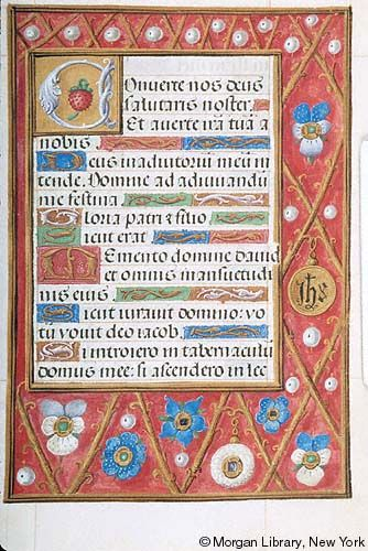 Book of Hours, MS M.399 fol.177r - Images from Medieval and Renaissance Manuscripts - The Morgan Library & Museum