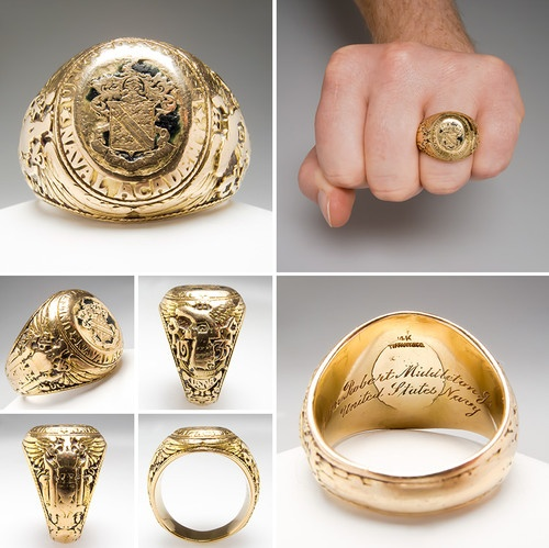The Academy New York Rings