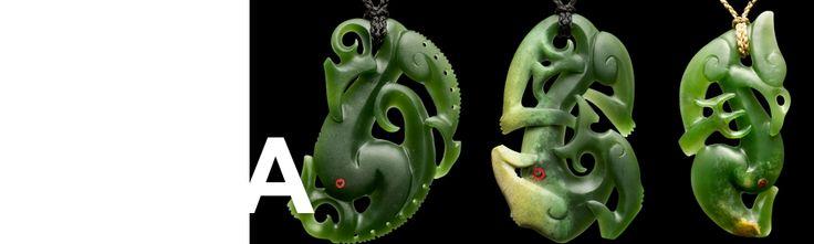 Niki Nepia - Jade artist at Mountain Jade New Zealand
