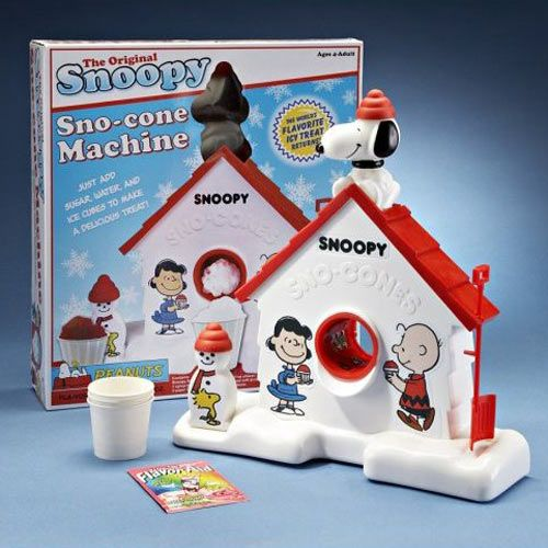 Okay, so they looked better than they tasted, but it was still cool!: Remember This, Cones Machine, Snow Cones, Childhood Memories, Growing Up, Memories Lane, Snoopy Snow, Snoopy Sno Con, Sno Con Machine