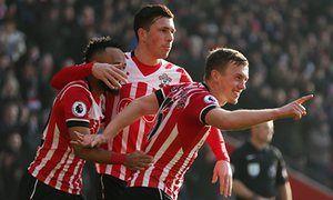 Southampton 3 - 0 Leicester CityCompetition: Premier LeagueDate: 22 January 2017Stadium: St. Mary's Stadium (Southampton, Hampshire)Goals: Southampton [James Ward-Prowse, Jay Rodriguez, Dusan Tadic]