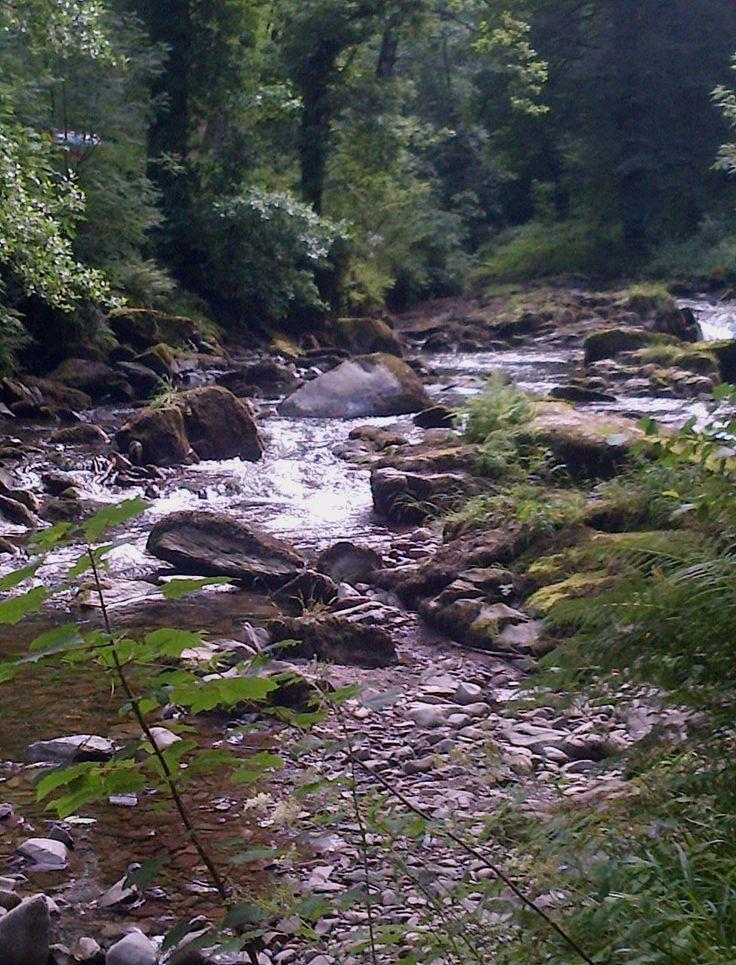 Watersmeet. North Devon