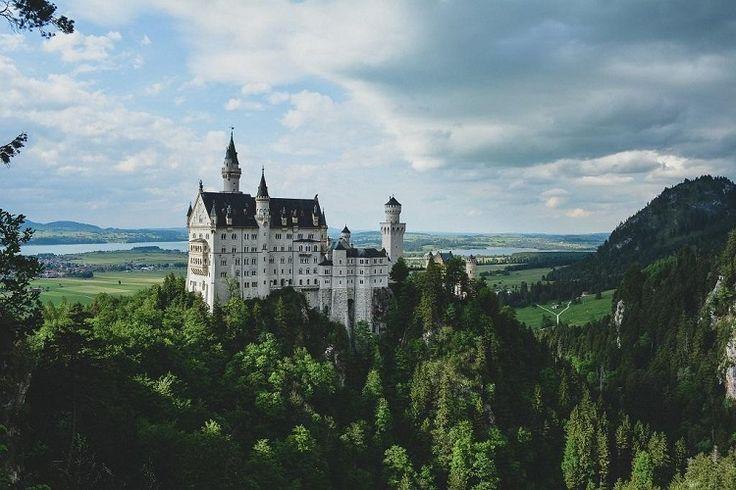 Dlaczego planuję zobaczyć Neuschwanstein – zamek jak z bajki Disney'a