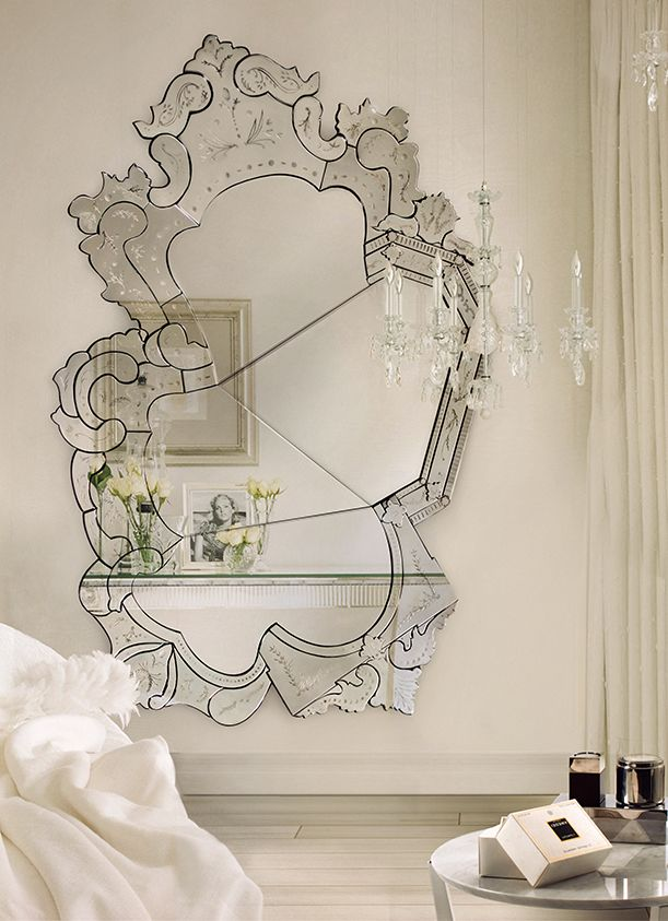Into home decor? Check my Favorite Spaces and Pieces board @ http://pinterest.com/perfectcircle/favorite-spaces-and-pieces/ :) Mirror: BocaDoLobo @ http://pinterest.com/bocadolobo/ @bocadolobo